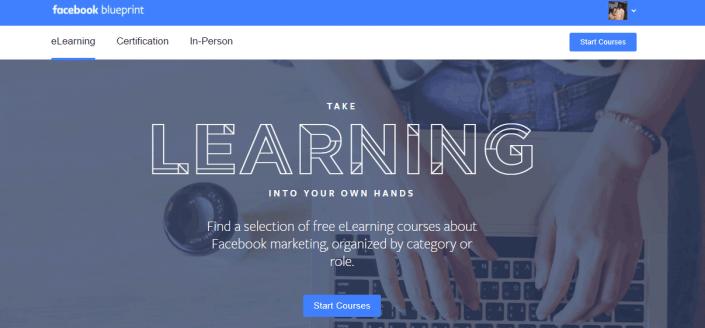 Làm thế nào để bạn có được chứng nhận Facebook Blueprint?