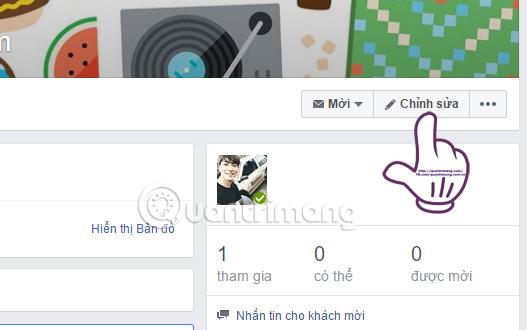 Tạo sự kiện trên Facebook
