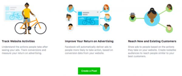 cài pixel facebook vào website