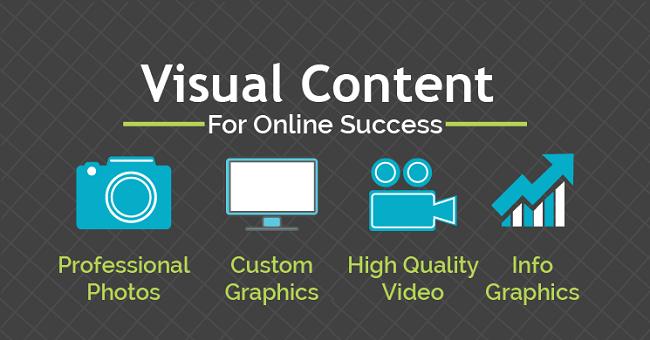 Những chiến thuật visual contentgiúp tăngđộtương tác cho chiến dịchquảng cáo