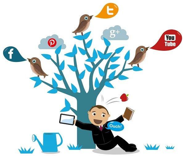 Những xu hướng marketing qua mạng xã hội