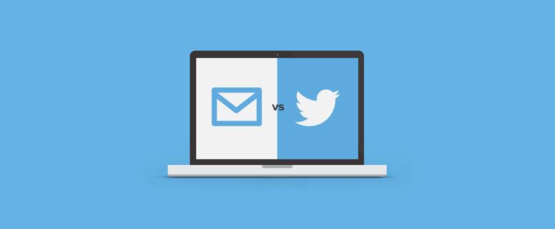 Cách tích hợp email marketing và social media