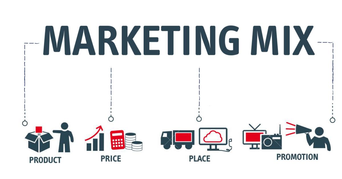 Marketing Mix là gì? vai trò của marketing mix đối với doanh nghiệp -  WEBICO BLOG