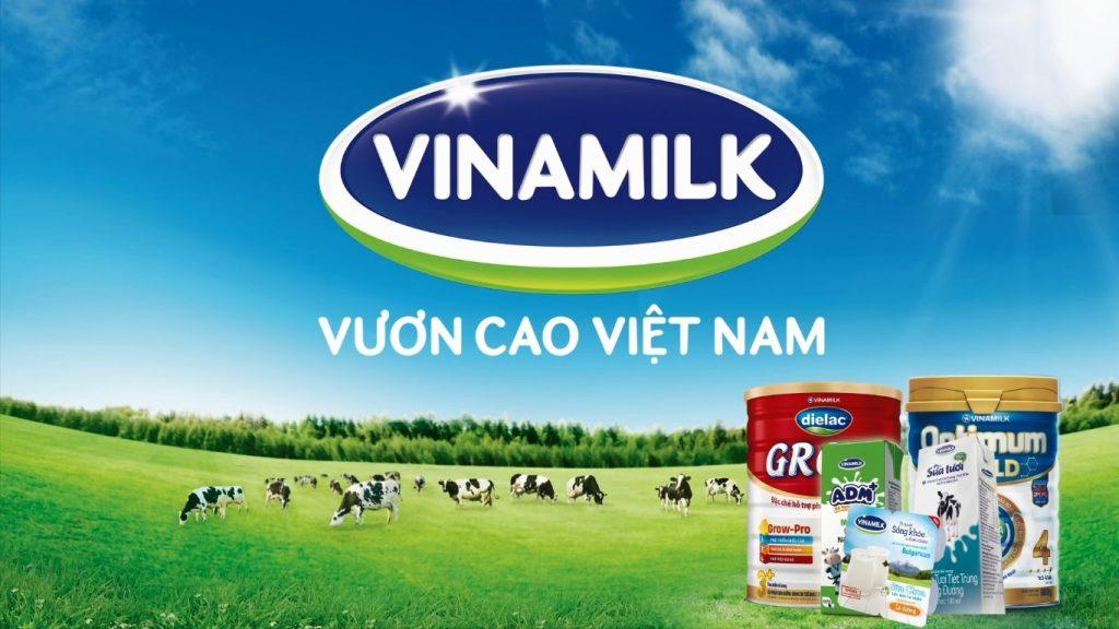 Chiến lược marketing của Vinamilk - Product
