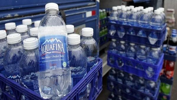 chiến lược phân phối của aquafina
