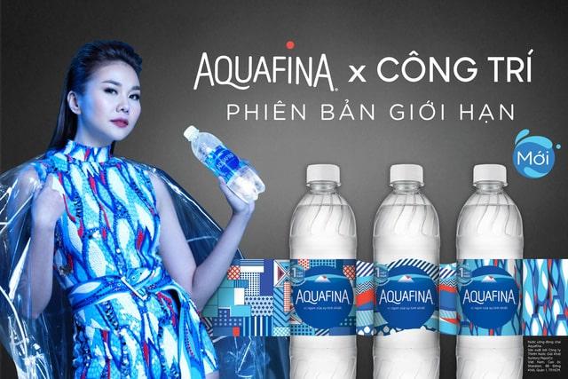 chiến lược sản phẩm độc đáo của Aquafina